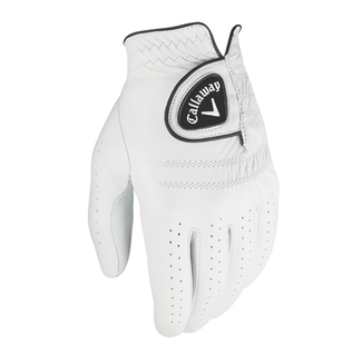 Callaway Ladies Leather Golf Glove - White - SS2016
