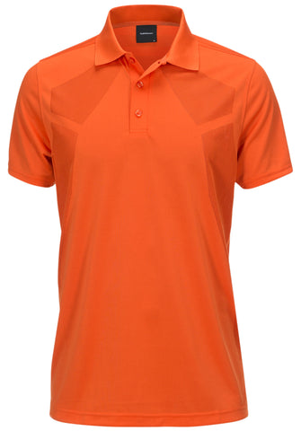 Peak Performance Map Polo - Orange - SS2018