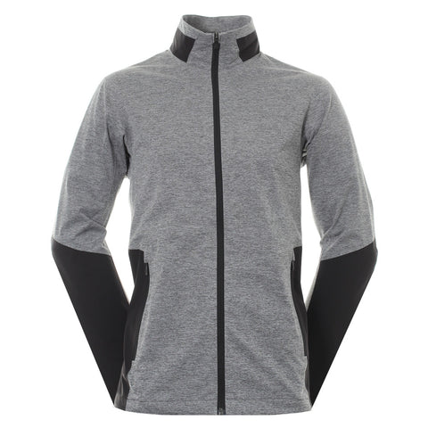 Peak Performance Melange Waterproof Jacket  - Grey - AW2018