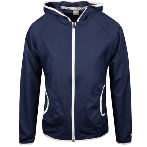 Puma Golf Performance Ladies Zephyr Jacket - Peacoat