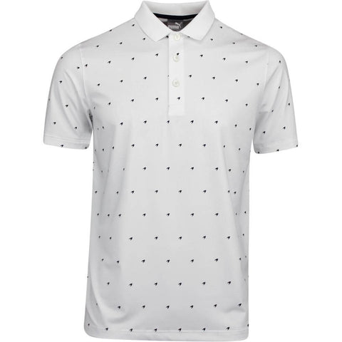 Puma Mens Skerries Polo - White