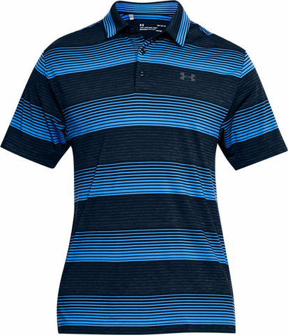 Under Armour Playoff Polo - Navy - SS2018