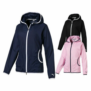 Puma Golf Performance Ladies Zephyr Jacket - Black