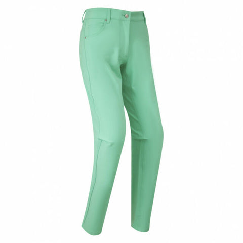 Footjoy Ladies Stretch Trousers - Green
