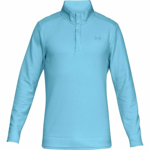 Under Armour Snap Mock - Venetian Blue - AW2018