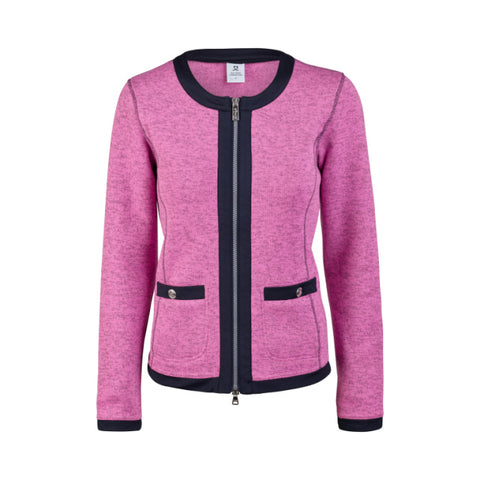 Daily Sports Giselle Long Sleeve Jacket - Pink - AW2017