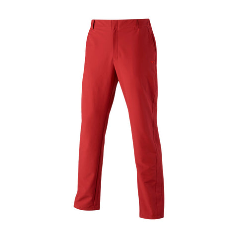 Mizuno Move Tech Trousers - Red - AW2017
