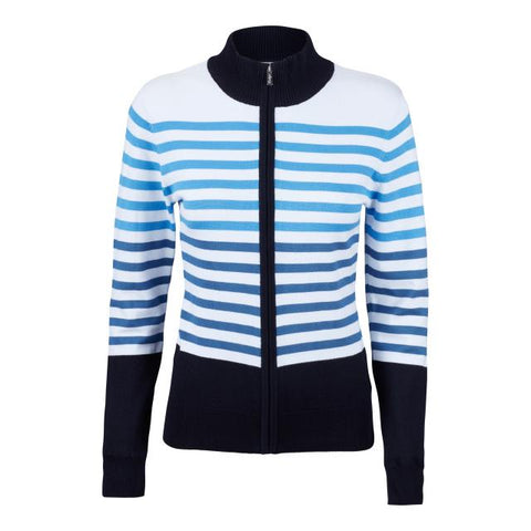 Daily Sports Svea Cardigan - Blue - SS2018