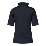 Daily Sports Ludmilla 1/2 Sleeve Golf Shirt - Black - SS2018