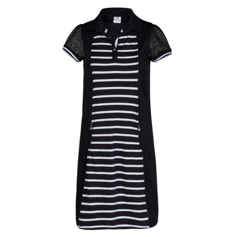 Daily Sports Connie Dress - Black - SS2018
