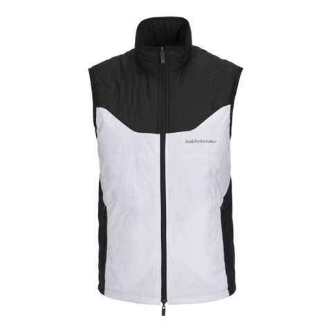Peak Performance Reversible Levin Vest - Black/White - SS2018