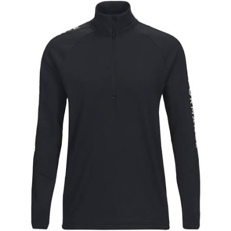 Peak Performance Ride 1/2 Zip  - Black - SS2018