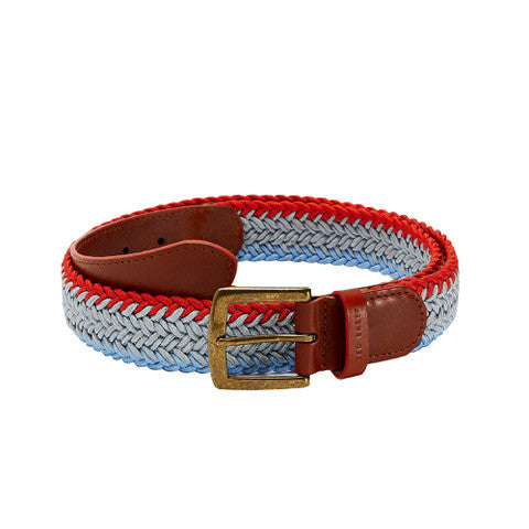 Ted Baker Spear Webbing Golf Belt