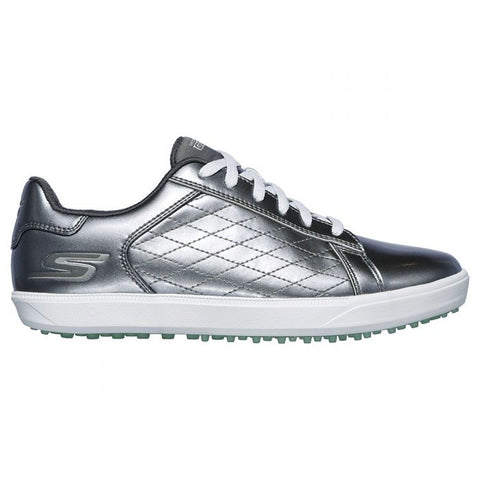 Skechers Ladies Drive - Pewter