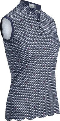 Callaway Pelican Sleeveless Polo