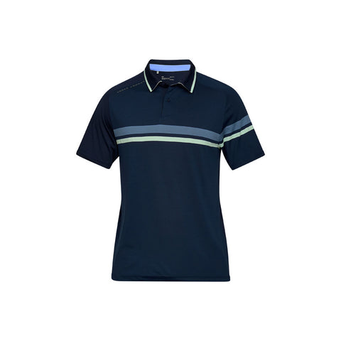 Mens Under Armour Tour Tips Polo