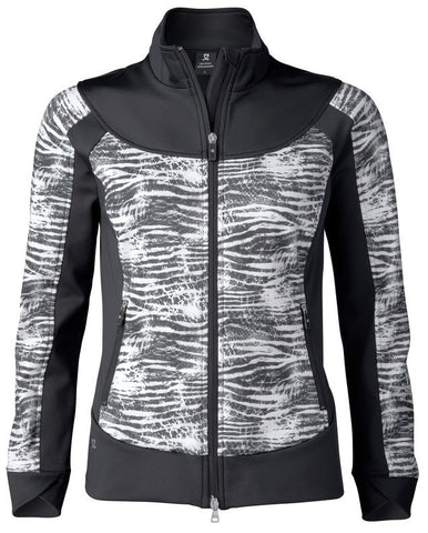 Daily Sports - Zebramix Jacket - Black/White