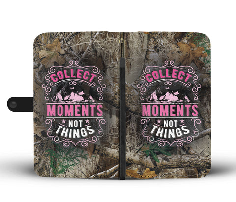 Awesome Collect Moments Wallet Case