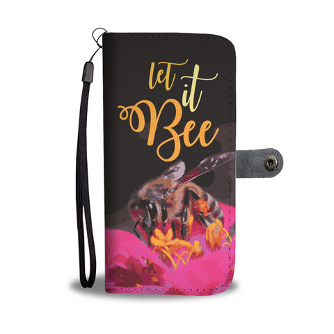 Awesome Bee Wallet Case