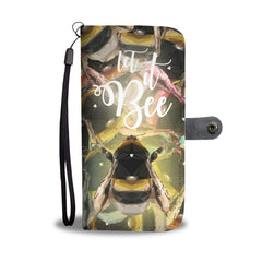 Awesome BumbleBee Wallet Case