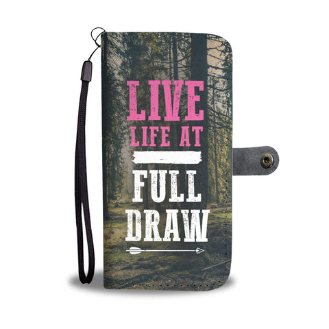 Awesome Bowhunting Wallet Case