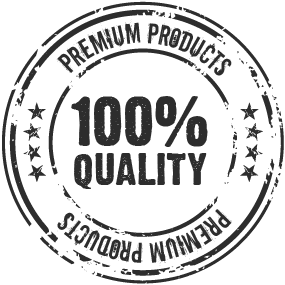 Image of 100% Quality Products