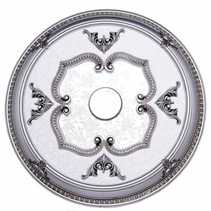 32 Ceiling Medallion - Pewter Finish (Md108D32Pw) Medallion