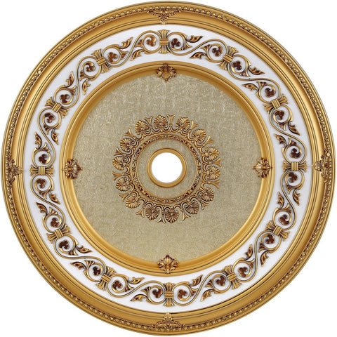 43 Ceiling Medallion - French Gold Finish (Md212D43Fg) Medallion