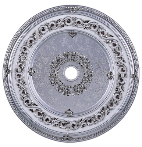 43 Ceiling Medallion - Pewter Finish (Md213D43Pw) Medallion