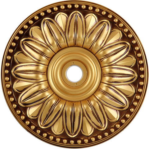 16 Ceiling Medallion - French Gold Finish (Md214D16Fg) Medallion