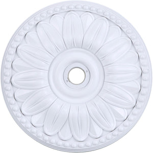 16 Ceiling Medallion - White Finish (Md216D16Wh) Medallion