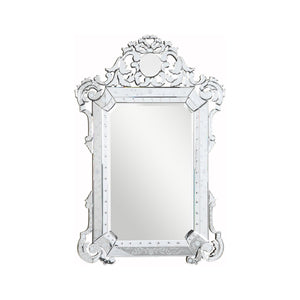 Venetian 39.25 X 55.25 Transitional Mirror - Clear Finish (Mr-2016C) Mirror