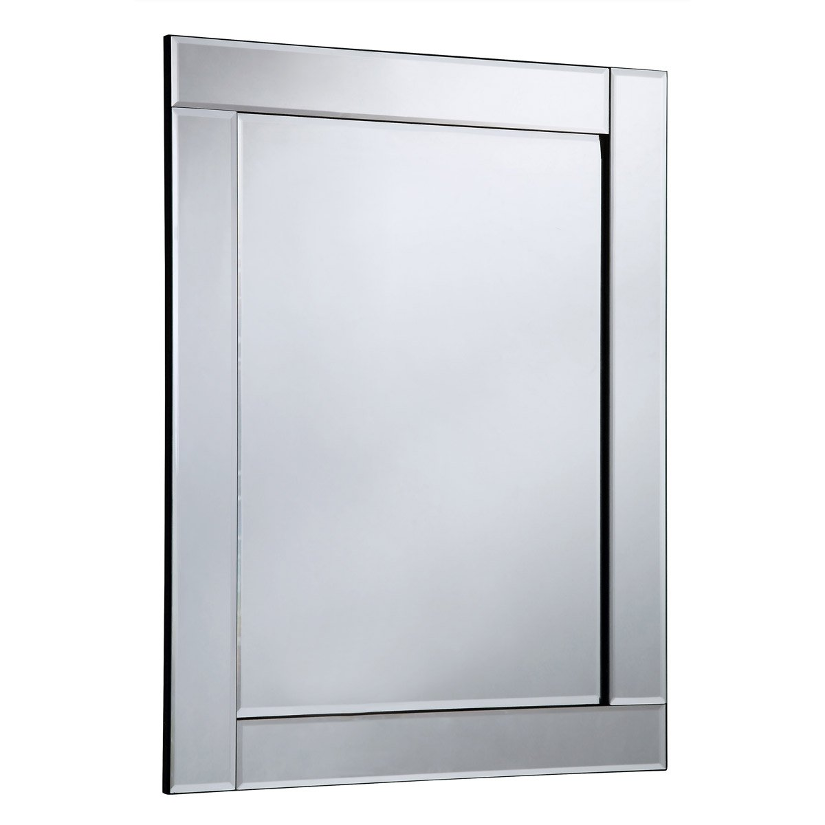 Modern 31.5 X 47.4 Contemporary Mirror - Clear Finish (Mr-3047) Mirror