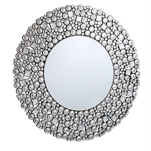 Modern 35.5 X 35.5 Contemporary Mirror - Clear Finish (Mr-3063) Mirror