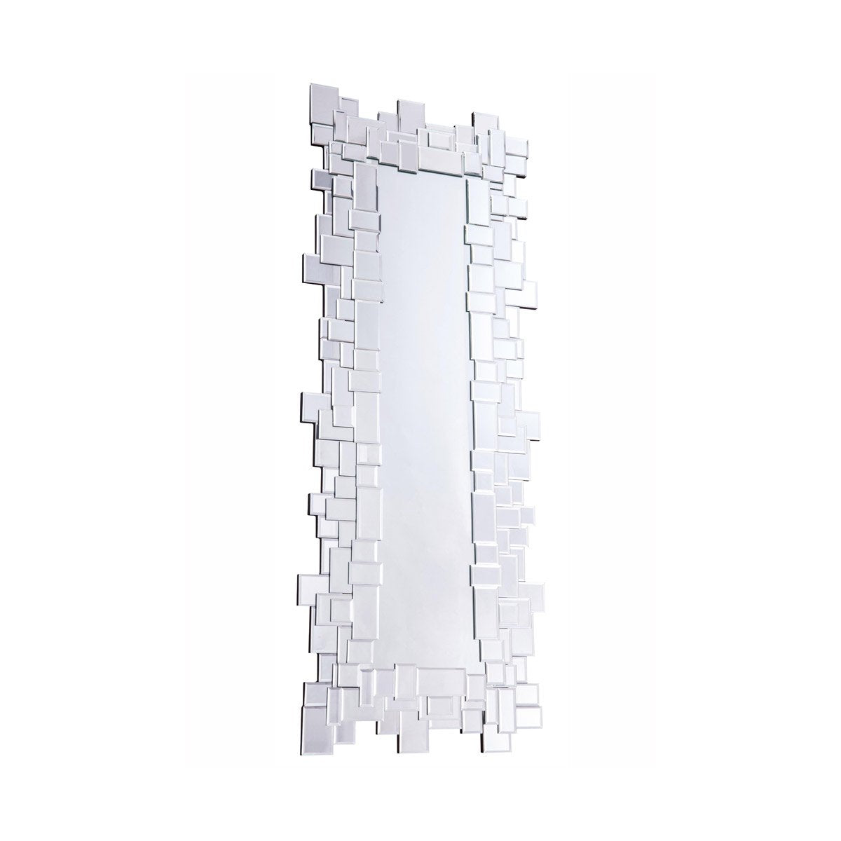 Modern 23.75 X 60.75 Contemporary Mirror - Clear Finish (Mr-3176) Mirror