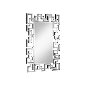 Modern 30 X 48 Contemporary Mirror - Clear Finish (Mr-4006) Mirror
