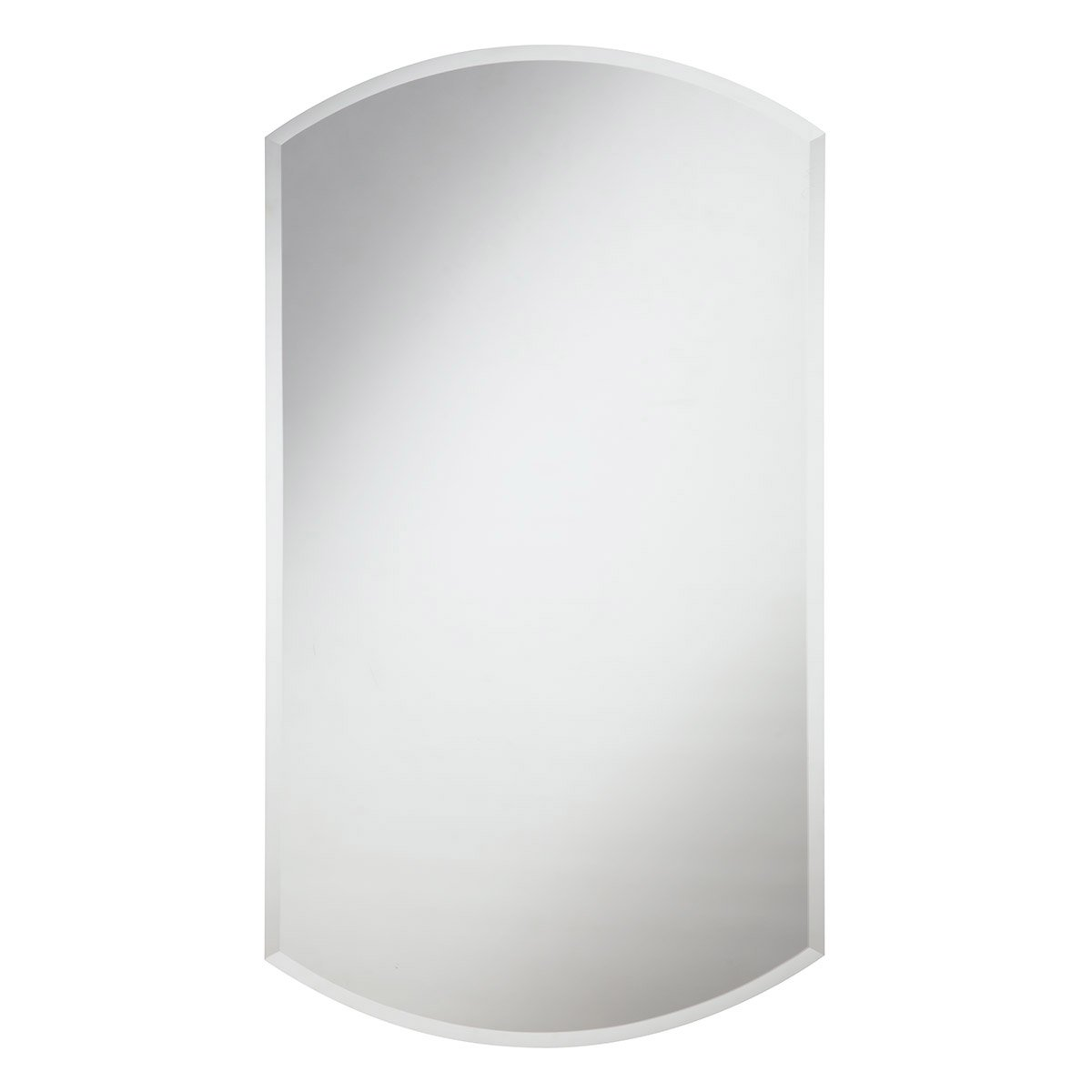 Modern 22 X 38 Contemporary Mirror - Clear Finish (Mr-4016) Mirror