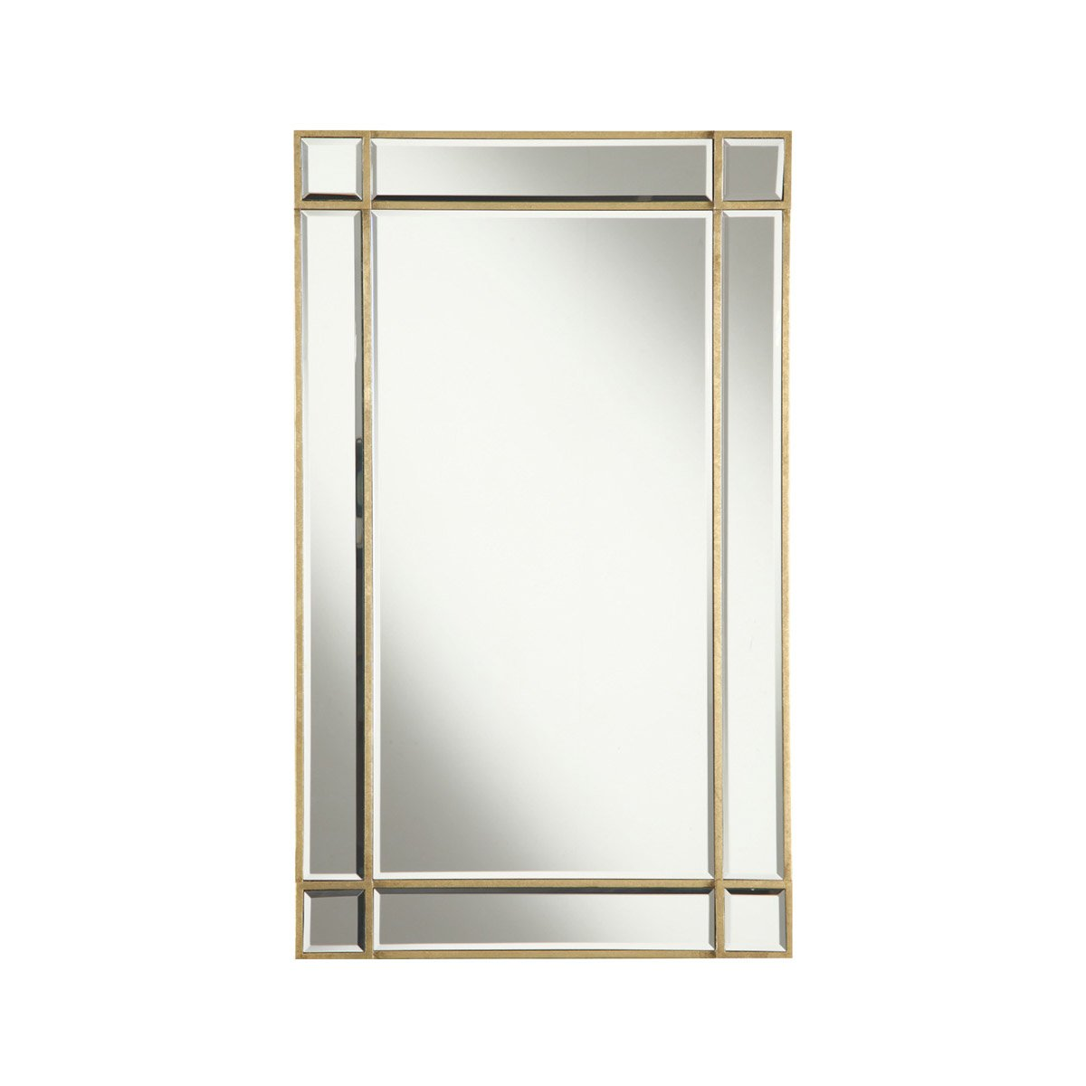 Florentine 22 X 36 Traditional Mirror - Clear Finish (Mr1-1001Gc) Mirror