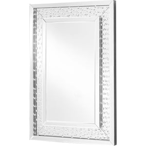 Sparkle 24 X 35.5 Contemporary Mirror - Clear Finish (Mr9101) Mirror