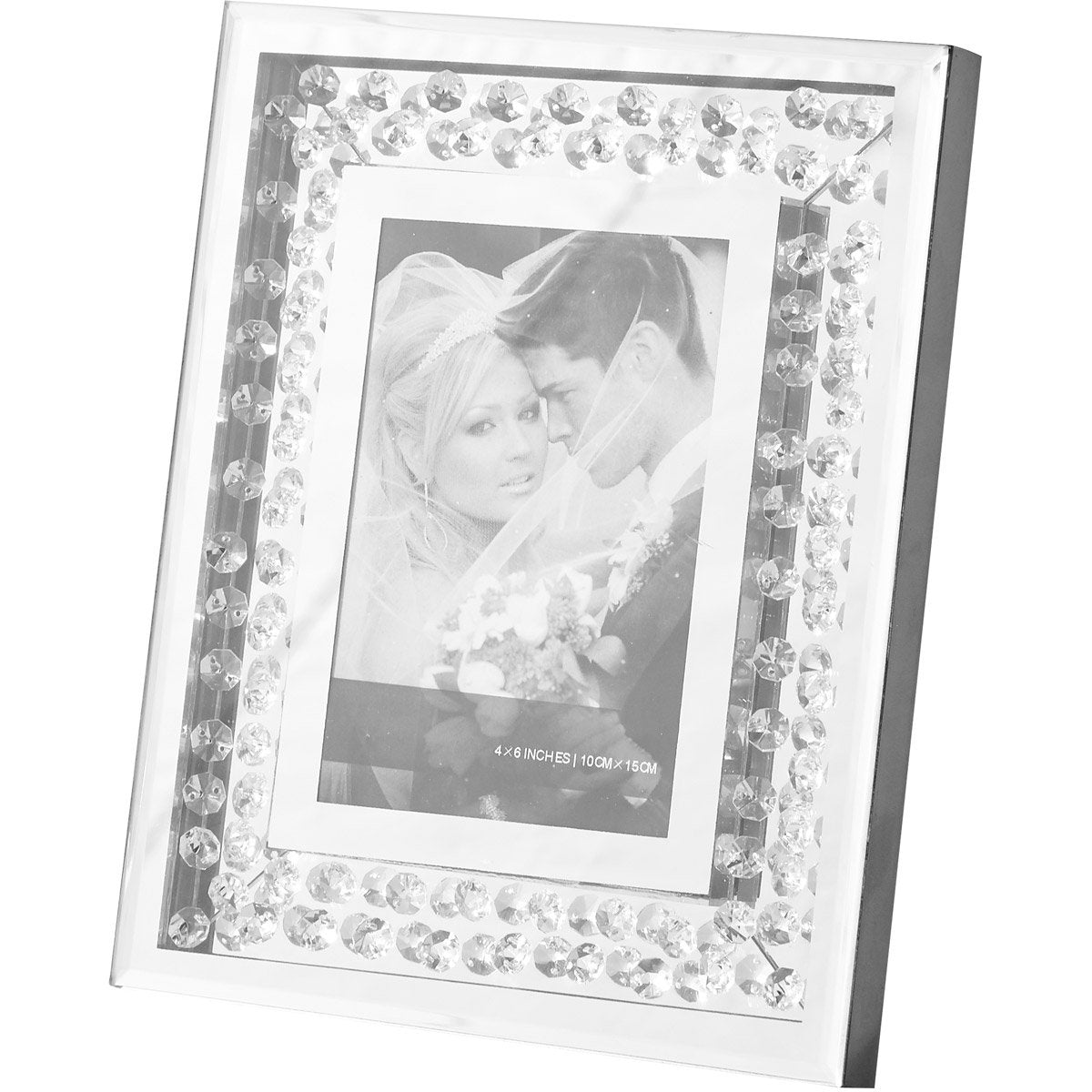 Sparkle 4 X 6 Photo Frame (Mr9104) Photo Frame