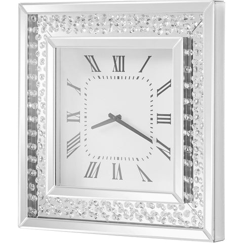 Sparkle 20 X 20 Wall Clock (Mr9114) Table Clock