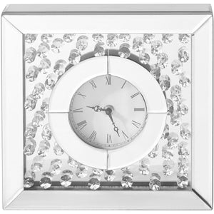 Sparkle 10 X 10 Table Clock (Mr9116) Table Clock