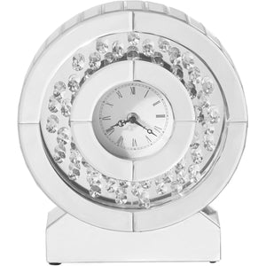 Sparkle 10.5 X 12 Table Clock (Mr9117) Table Clock