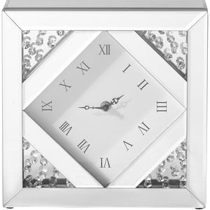 Sparkle 10 X 10 Table Clock (Mr9118) Table Clock