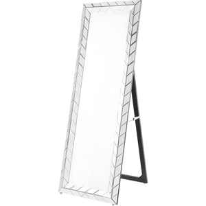 Sparkle 22 X 63 Contemporary Mirror - Clear Finish (Mr9124) Mirror