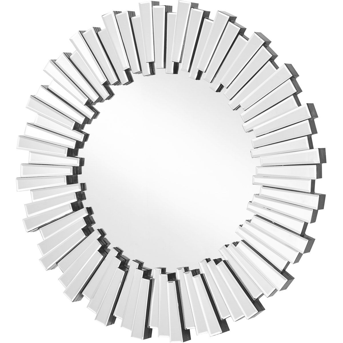 Sparkle 31.5 X 31.5 Contemporary Mirror - Clear Finish (Mr9139) Mirror