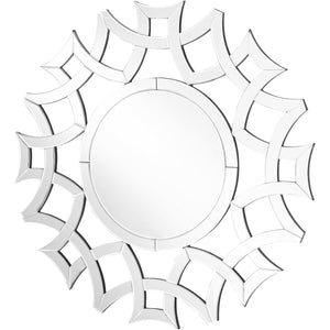 Sparkle 39.5 X 39.5 Contemporary Mirror - Clear Finish (Mr9142) Mirror