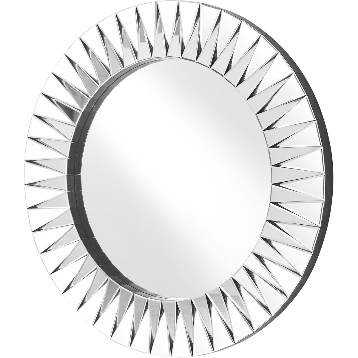 Sparkle 39.5 X 39.5 Contemporary Mirror - Clear Finish (Mr9148) Mirror