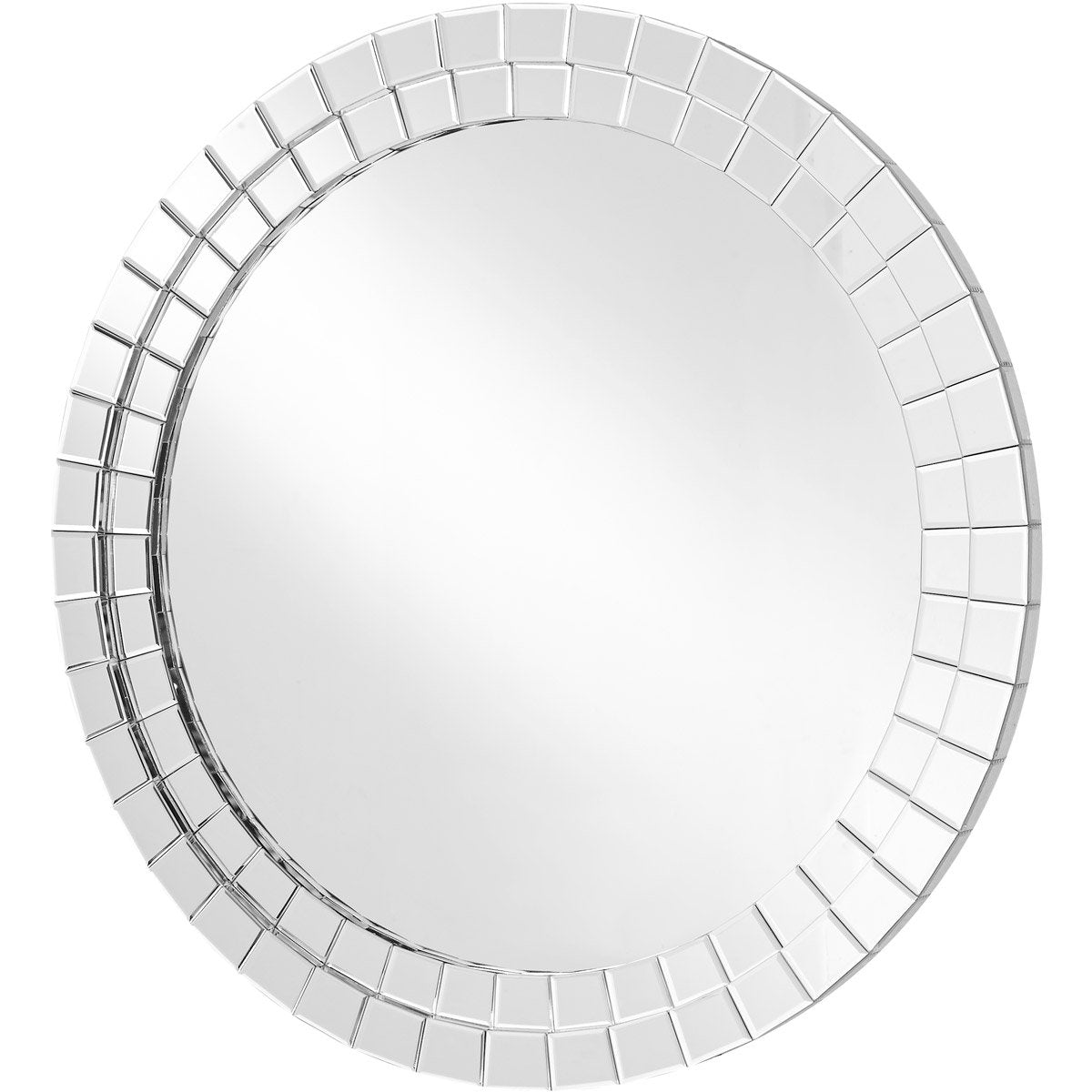 Sparkle 39.5 X 39.5 Contemporary Mirror - Clear Finish (Mr9150) Mirror