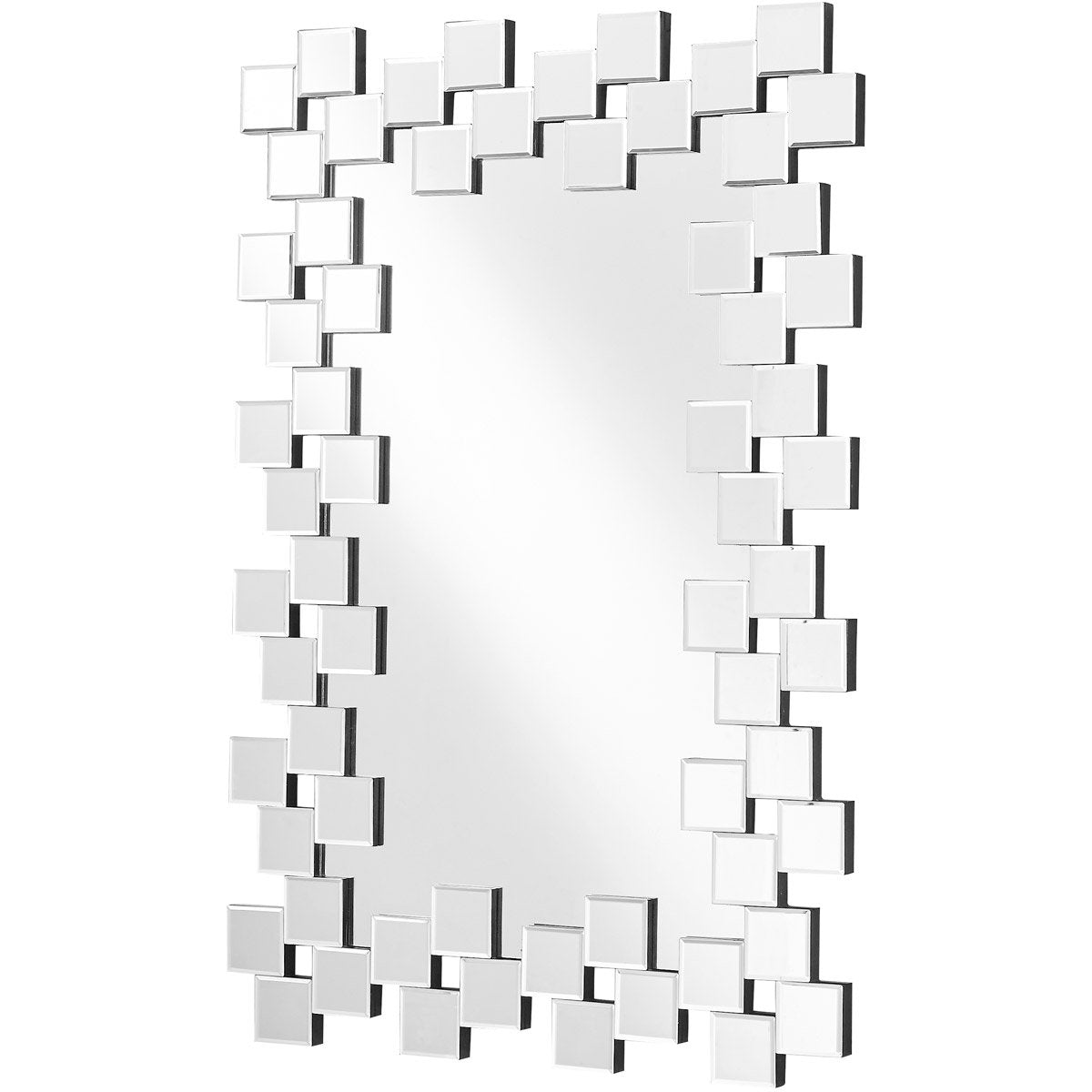 Sparkle 31.5 X 47 Contemporary Mirror - Clear Finish (Mr9157) Mirror